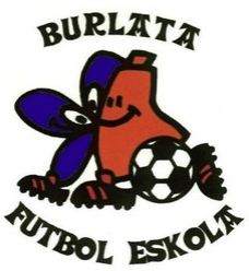Burlatako futbol eskola